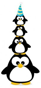 Christmas Quiz Penguins